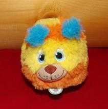 """Doc McStuffins Pet Vet Disney Bright Colorful Plush Beans 5"""" SQUIBBLES - $6.49"""