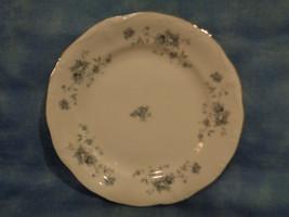 "Johann Haviland Bavaria Germany Blue Garland Bread & Butter Plate 6""  - $4.33"