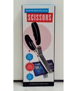 Black And Silver Pair Of Shredding Scissors - $14.99