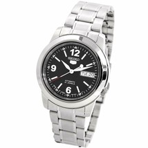 Seiko Men's SNKE63J1 5 Automatic Stainless Steel Watch - $103.53