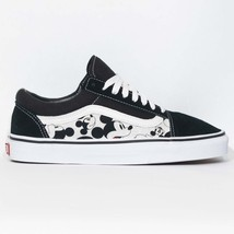 Vans Low top Custom 'Mouse'  Available in all sizes for Men, Women, Chil... - $175.00