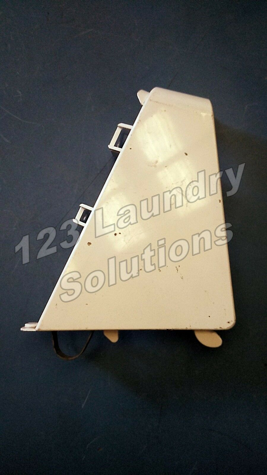 Primary image for Dryer Control Panel Right End Cap For Whirlpool P/N: W10515032 Used