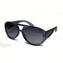 Tod's Men Sunglasses TO0071 black aviator style transparent frame  - $121.25