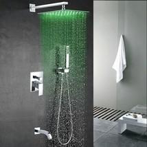 Fontana Perlude Ceiling Mount Shower Set Without LED Lights FS1061SH - 8... - $712.14