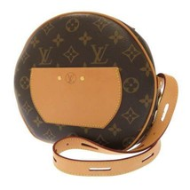 LOUIS VUITTON Boite Chapeau Souple Monogram M52294 Shoulder Bag Authentic - $2,500.50