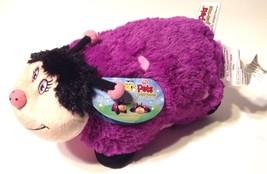PILLOW PET PURPLE LADYBUG PEE-WEE DREAMY PLUSH TOY - $10.84