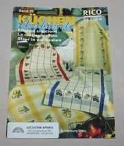Kitchen Creations Kuchen Ambiente 39 Cross Stitch Patterns Rico Design B... - $9.85