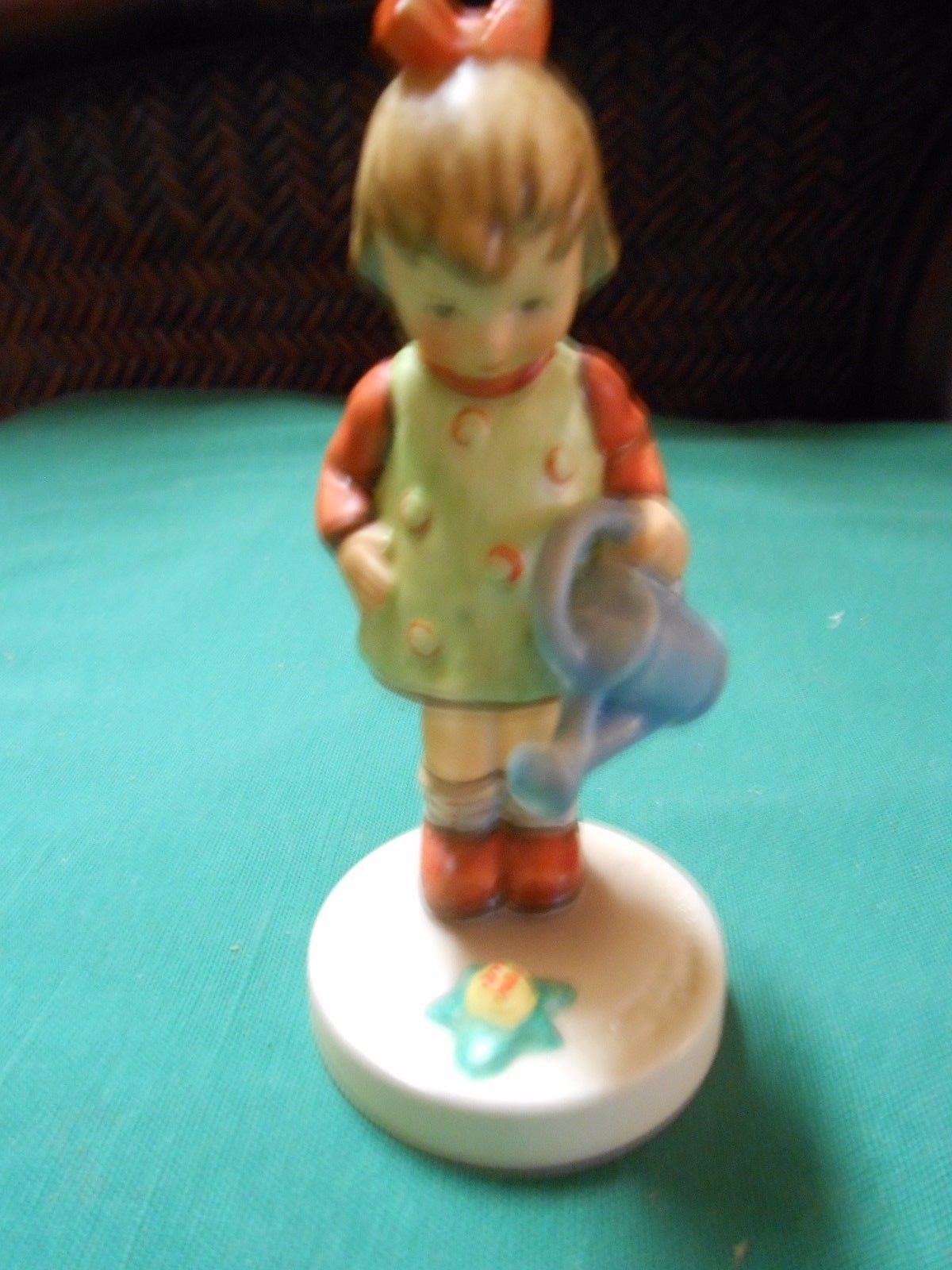 "Vintage GOEBEL Figurine W.Germany ""Little Gardener"" #74..............SALE - $21.78"