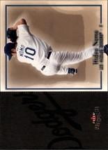2004 Fleer Patchworks #35 Hideo Nomo NM-MT Dodgers - $0.90