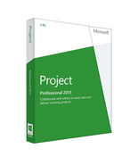 Microsoft Project Professional 2013 - 32/64 bit Email Delivery - $20.00