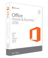 Microsoft Office Home and Business 2016 for Mac... - $89.00
