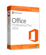 Microsoft Office 2016 Professional Plus Product... - $25.00