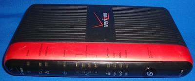 Primary image for VERIZON ACTIONTEC MI424-WR REV.I WIRELESS ROUTER. MISSING ANTENNA