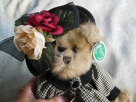 "Bearington Bears ""Audrey"" Collectible Series Limited #1397  14"" - $29.70"