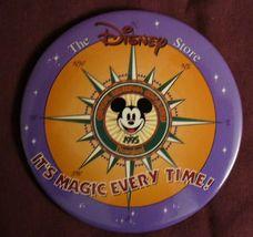 1995 Disneyland Disneyana Convention Disney Store Mickey Mouse Button - $8.99