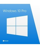 Microsoft Windows 10 Professional Pro 32/64 bit... - $15.00
