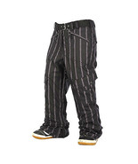 Sessions Relay Pants Womens Waterproof Snowboard Ski Insulated Black Str... - $94.71