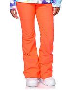 Aperture Kaleidoscope Womens Snowboard Ski Pants 10k Waterproof Neon Ora... - $85.24