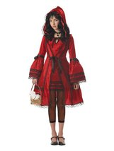 California Costume Collections CC04022-L Tween Little Red Riding Hood Co... - $42.91