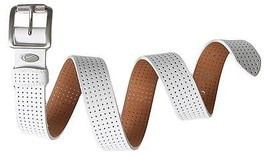 NIKE Golf Tour Performance Women's Perforated Belt with Roller Buckle - $19.97