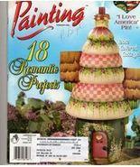 Painting Magazine FEB 2002 LN Patterns & Instru... - $2.00