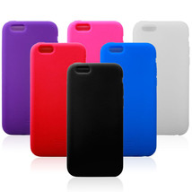 iPhone 6 Slim Silicone Case - $4.95