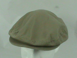 Dorfman Pacific Newsboy Cabbie Hat Size Medium image 1
