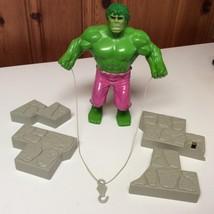 1979 Incredible Hulk Energize figure Marvel Remco - $125.00