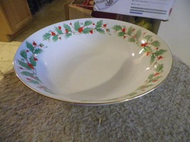 Sango Noel round serving bowl 1 available - $11.83