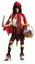 Adult Little Dead Riding Hood Costume (Sz:Std) - $38.92