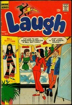 Laugh Comics #182 1966- Archie- Betty & Veronica- Bell Bottoms G/VG - $25.22