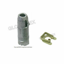 BMW E31 E32 E34 E36 E38 e39 Door Stop Pin with Clip GENUINE + 1 year Warranty - $24.85