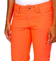 Aperture Kaleidoscope Womens Snowboard Ski Pants 10k Waterproof Neon Orange XS image 4