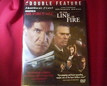 Air Force One/In the Line of Fire (DVD, 2010, 2-Disc Set)Brand New!