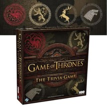 NEW Game of Thrones The Trivia Board Game Weste... - $27.61