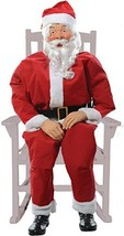 Morris Costumes MR4124012 Rocking Chair Santa Boxed - $147.30