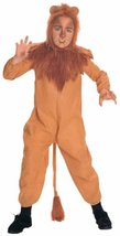 Cowardly Lion Costume - Small - £23.46 GBP