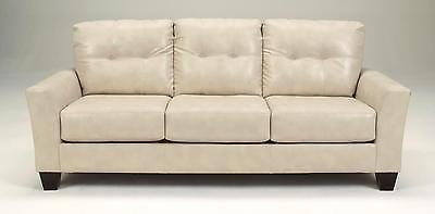 Ashley Paulie DuraBlend Living Room Set 5pcs Signature Design Taupe Contemporary
