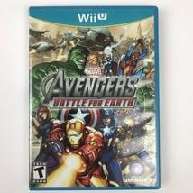Marvel Avengers: Battle for Earth (Nintendo Wii U, 2012) - $18.64