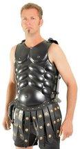 Skirted Muscle Armor Black - $180.77
