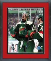 Matt Dumba Minnesota Wild 2016 NHL Stadium Series - 11x14 Matted/Framed Photo - $42.95