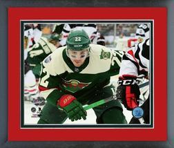 Nino Niederreiter Wild 2016 NHL Stadium Series - 11x14 Matted/Framed Photo - $42.95