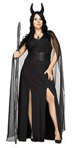 Keeper of the Damned Costume - Plus Size 1X - Dress Size 16-20 - $31.75