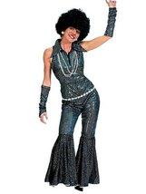 Disco Boogie Queen Adult Costume - $45.29