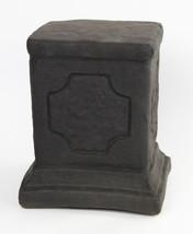 Square Concrete Pedestal  - $79.00