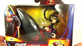 MAN OF STEEL QUICK SHOTS CRUISER SMASH BATTLE P... - $11.29