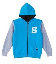 Southpole Sherpa Hoodie Boys Size L(14-16) and ... - $37.39