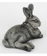 Laying Rabbit Concrete Statue  - $79.00