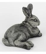Laying Rabbit Concrete Statue  - $69.00