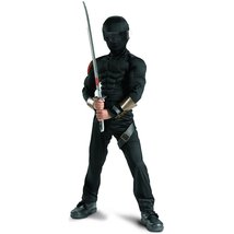 Snake Eyes Classic Muscle - Size: Child S(4-6) - $34.14